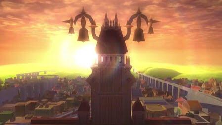 【画像】ゲームで好きな町www