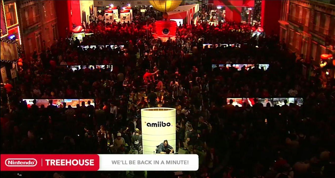 【悲報】E3の任天堂ブース酷い事になる、これが世界の評価