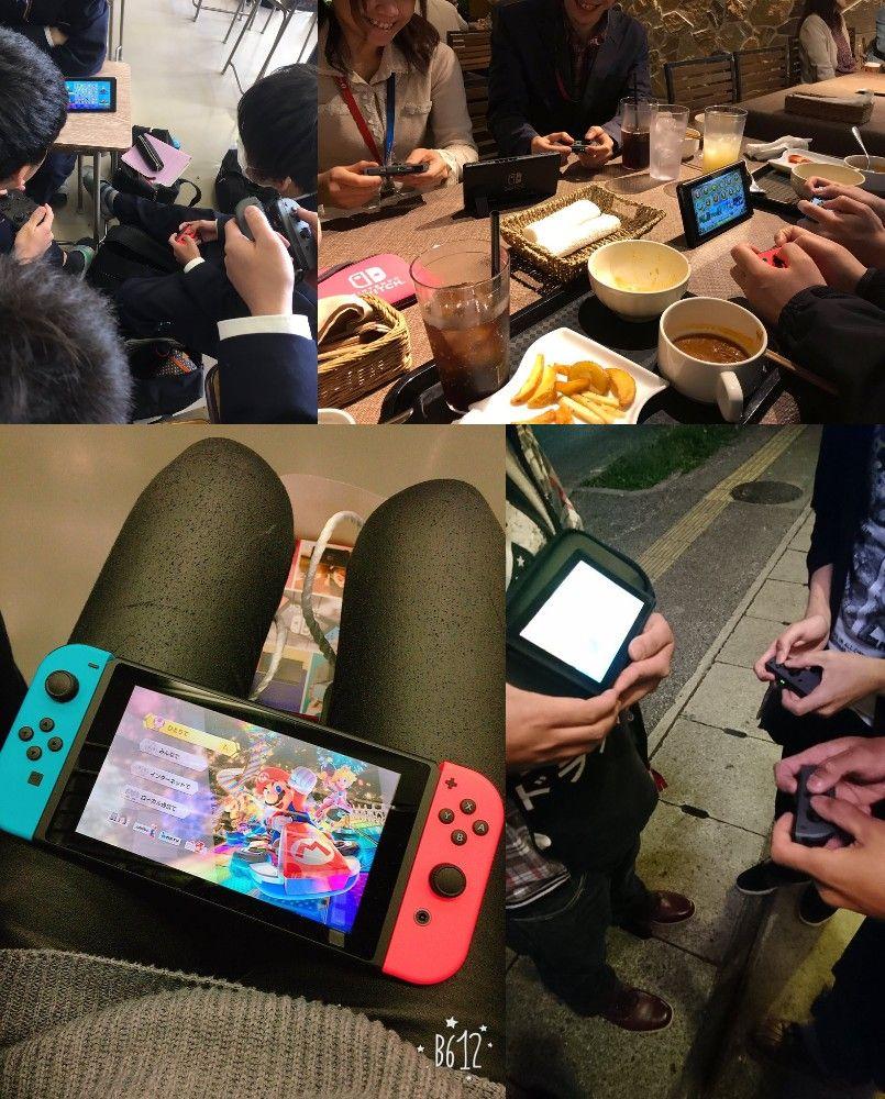 Nintendo Switchがとんでもない大ブームになっている件wwwww