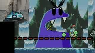 ゲームで何かから追いかけられてそれから逃げつつ進むステージが凄く嫌い、というか怖い