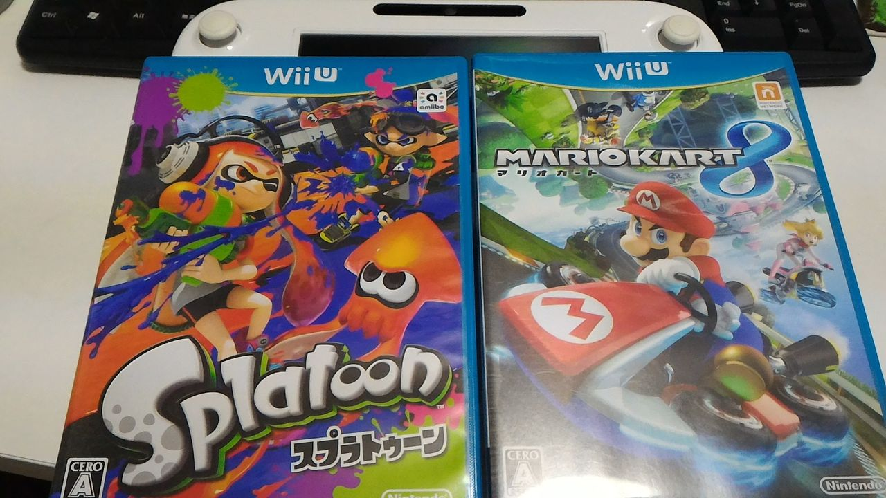 Wii U買っちゃった人かわいそ〜