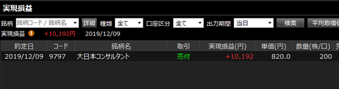 大日本コンサル 売り、中山製鋼所 買い