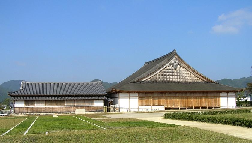 篠山城_二の丸御殿