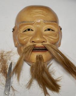 2.髭の植毛