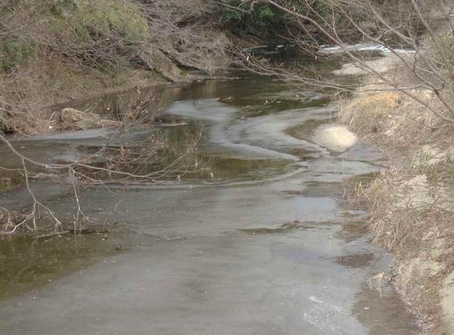 川の薄氷_2.01
