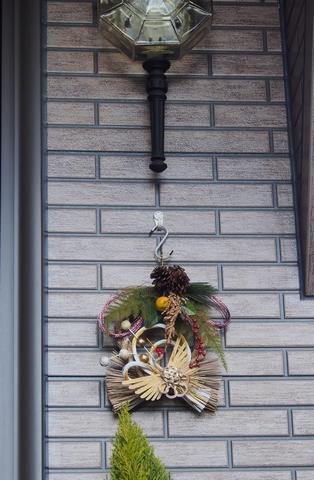 11.玄関飾り