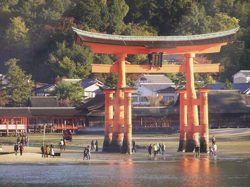 厳島神社_'08.11