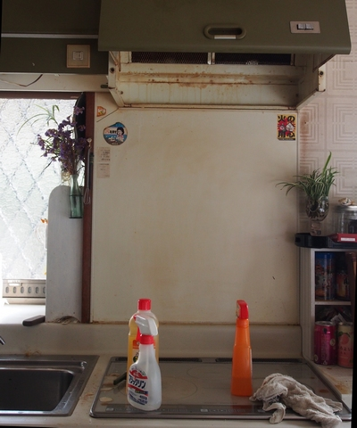 05.キッチン掃除