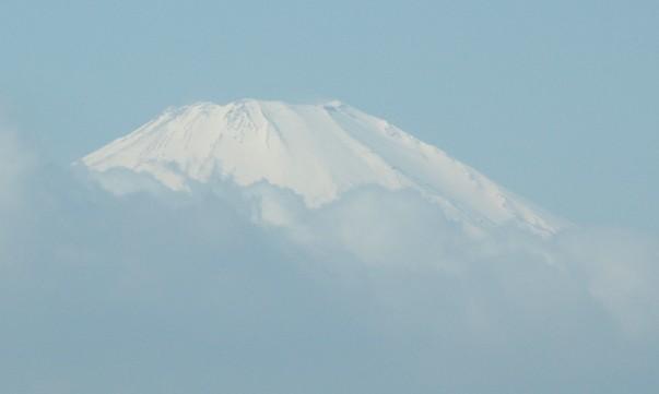 新幹線からの富士