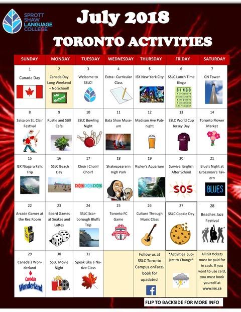 July-Toronto
