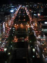 札幌の夜景1