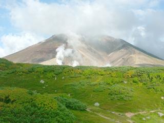 大雪山国立公園2