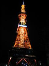 札幌の夜景3