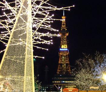 札幌イルミ7
