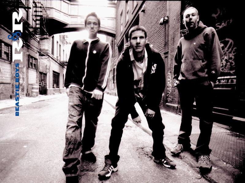 the Beastie Boys  年明けもヨーロッパを中心に世界中を飛び回っているthe Be