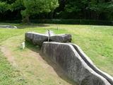 出水の酒舟石