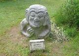 高取の猿石