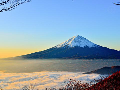 富士山お守り
