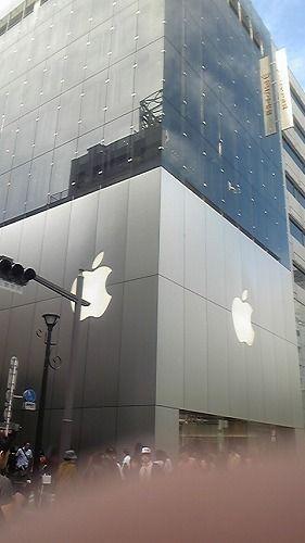 アップル銀座