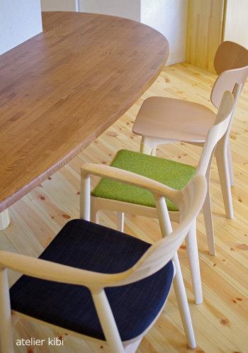 椅子の納品