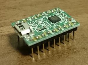 USBシリアル変換モジュール