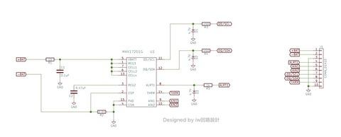 MAX17201基板回路図