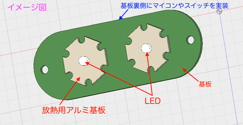 基板イメージ図