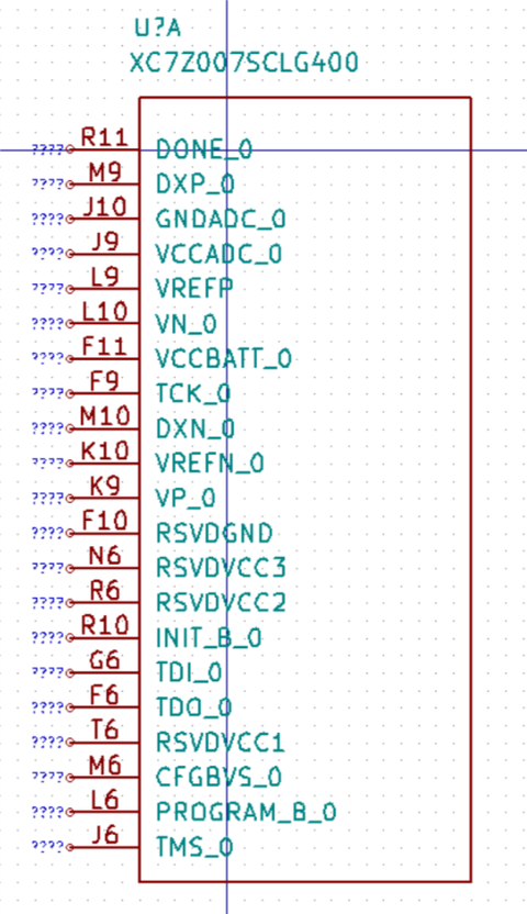 Zynq搭載ボードの設計(8)〜Zynq SoCの回路図シンボルを作成〜