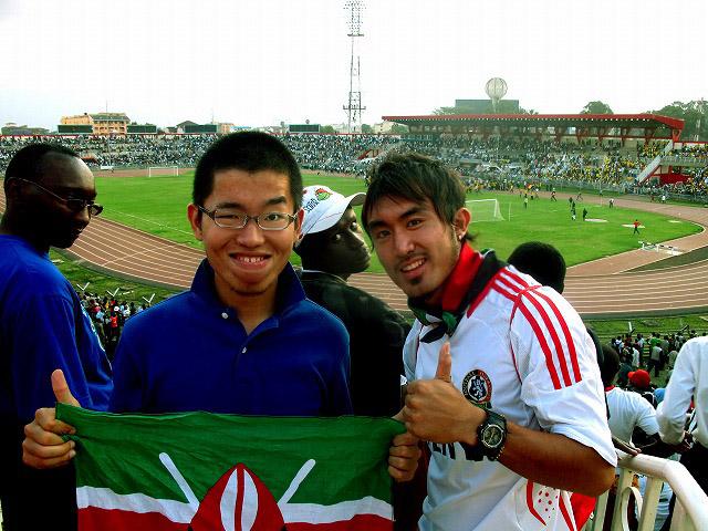 サッカーケニア代表 - Kenya national football team
