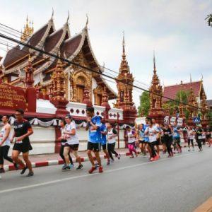 タイ国政府観光庁とサンケイスポーツが「第12回チェンマイマラソン2017」参加ツアー実施