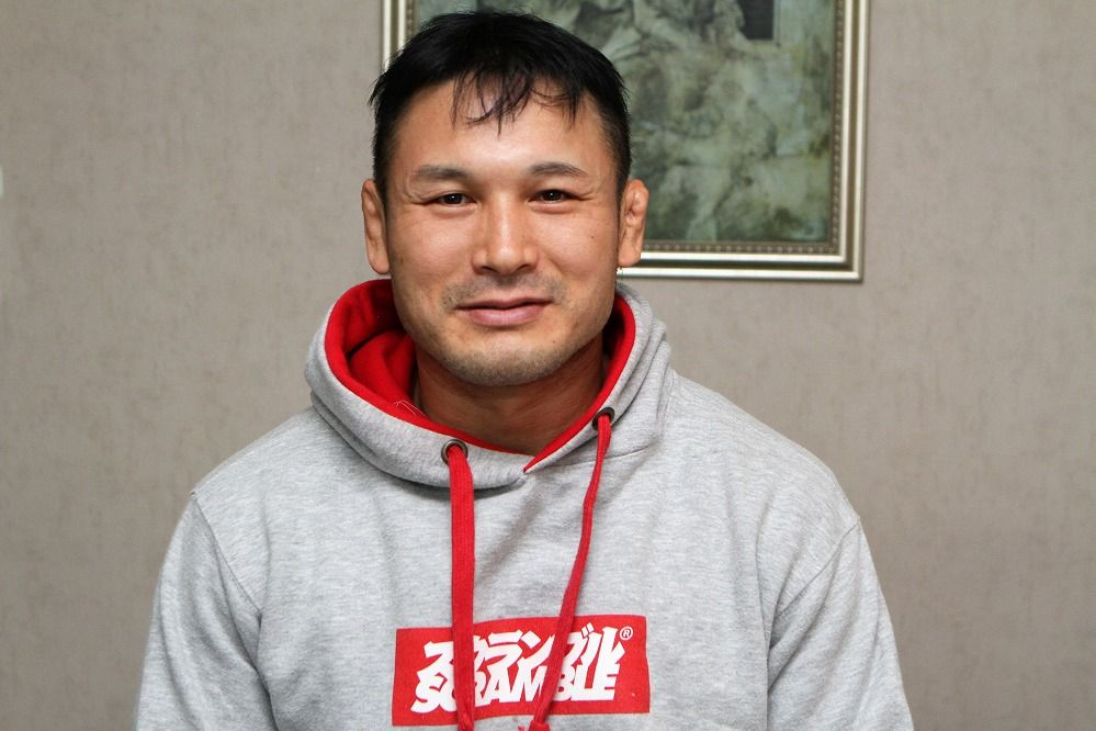 【RFC42】ユン・ドンシクと対戦、ミノワマン 「近藤選手との試合の先に何があったかを見せたい」