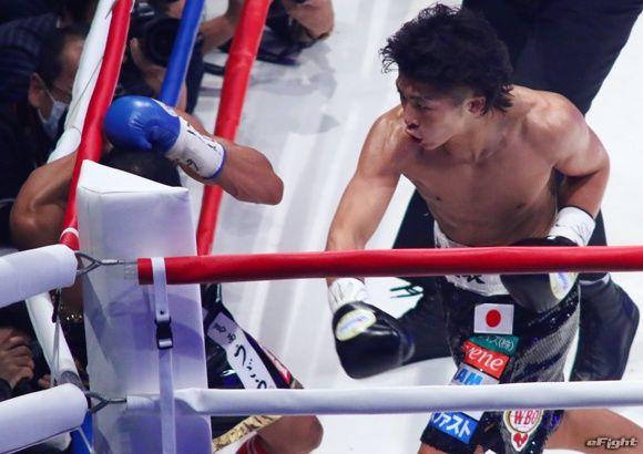 【ボクシング】井上、破壊力で圧倒、2RTKOで初防衛