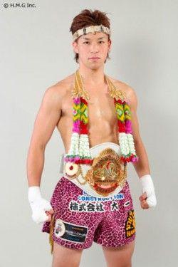 【レベルス】高橋幸光、わざとパンチ、キックを受けるドM練習