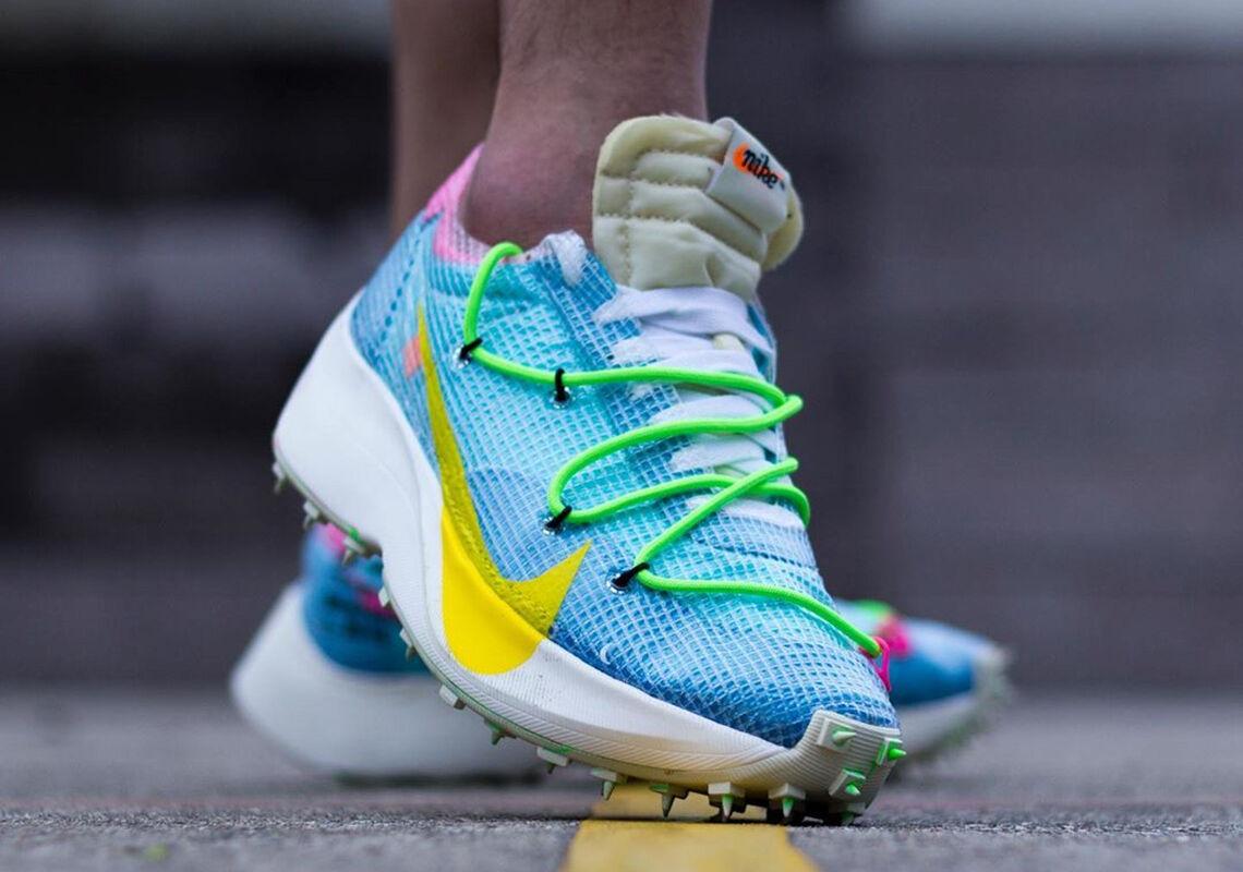 Off-White x Nike Zoom Vapor Street