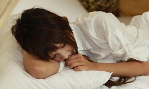 彼女が物凄く寝汚くて眠い時には人格が変わる