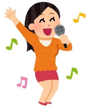 karaoke_woman - コピー (2) - コピー