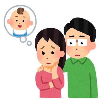 自分は結婚したらすぐに子作り開始すると思っていたが旦那は拒否、まだ子供は欲しくないというので今は避妊している。旦那の言い分としては。