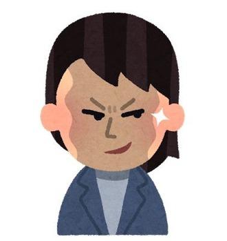 niyakeru_takuramu_ayashii_woman