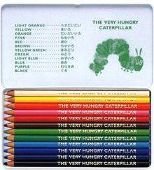 はらぺこあおむしの色鉛筆2