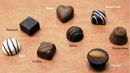 チョコレートマグネット2