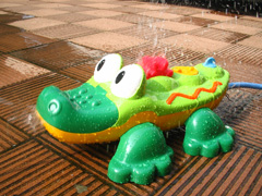 CROCO SPLASH
