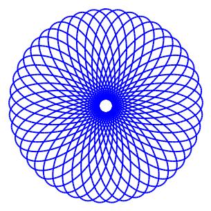 スピログラフ