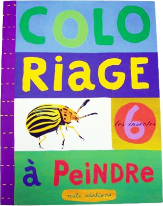 「COLORiaGE a PeiNDRe」 むしのせかい2