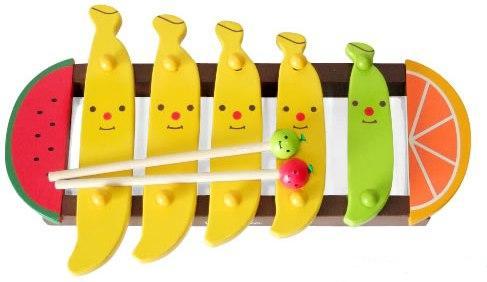 バナナシロフォン