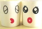 キス マグカップ2