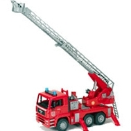 消防はしご車