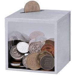 パズル貯金箱
