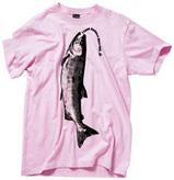 Tシャツ「シャケは鮭おにぎりを愛してる。」