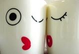 キス マグカップ1