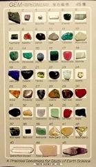 宝石鉱物 45種